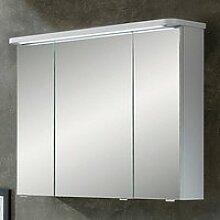 3-türiger Bad Spiegelschrank mit integrierter