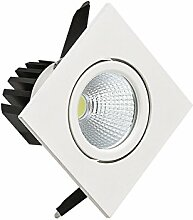 3 watt COB LED Einbauleuchte Spot Einbaustrahler