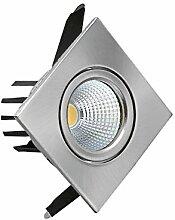 3 watt COB LED Einbaustrahler Einbauleuchte Spot