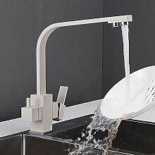 3 Wege Küchenarmatur Wasserhahn Küche für