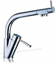 3-Wege-Wasserhahn OREGON, Chrom für AMWAY eSpring Wasserfilter gespeichert ! Küchenarmatur , Spültischarmatur , Mischbatterie , Dreiwege Wasserhahn