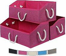 3 Würfel Lagerung und Faltbare Trapezförmige