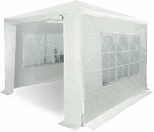 3 x 3 m Einsteiger Party-Pavillon