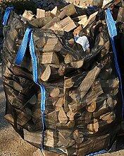 3 x Hochwertiger Holz Big Bag Boden geschlossen *