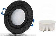 3 x Lichtidee Smart Home Flat Led Feuchtraum Bad