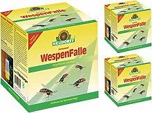 3 x Neudorff Permanent WespenFalle