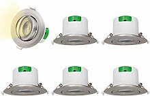 3 Zoll LED Spots Einbaustrahler Einbau Decke