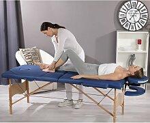 3 Zonen Mobile Massageliege Inkl.Tasche Liege