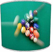 30,5cm Decke billiard, pool, snooker, 8 ball Childrens Lampenschirme 10
