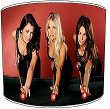 30,5cm Tabelle billiard, pool, snooker, 8 ball Childrens Lampenschirme 4