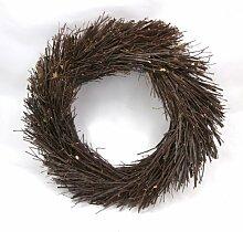 30 cm Kranz aus Birkenzweigen Die Saisontruhe