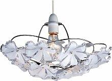 30 cm Lampenschirm für Pendelleuchte aus Acryl