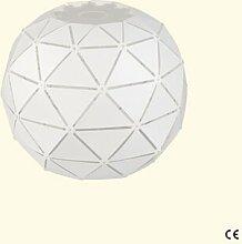 30 cm Lampenschirm Mia aus Acryl