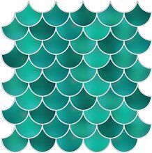 30 cm x 30 cm PVC Fliese Winthrop Selbstklebend