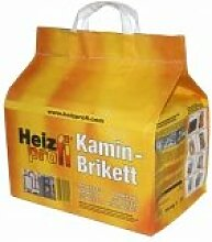 30 kg Kamin-Brikett Heizprofi (3 x 10 kg