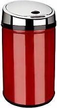 30 L Mülleimer Dihl Farbe: Rot