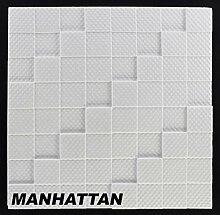 30 m2 Deckenplatten Styroporplatten Stuck Decke Dekor Platten 50x50cm, MANHATTAN