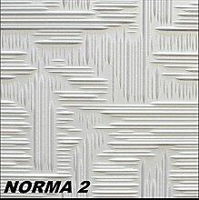30 m2 Deckenplatten Styroporplatten Stuck Decke Dekor Platten 50x50cm, NORMA 2