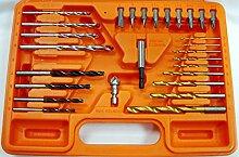 30pcs DIY Auto LKW Garage Werkzeug Bohrer und Bits Se