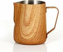 300 / 600ml Kaffee Milchkörner Edelstahl