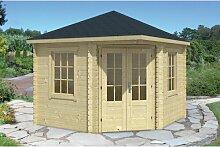 300 cm x 300 cm Gartenhaus Gavyn Garten Living
