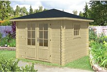 300 cm x 300 cm Gartenhaus Raymundo Garten Living