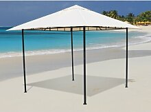 300 cm x 300 cm Pop-Up Pavillon Abberton aus Metall