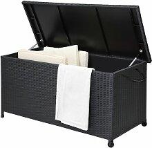 300 L Aufbewahrungsbox aus Rattan ClearAmbient