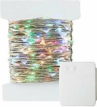 300 LED Lichterkette Batterie-betrieben