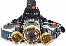 3000 Lumen Scheinwerfer, Taschenlampe 3 XM-L T6