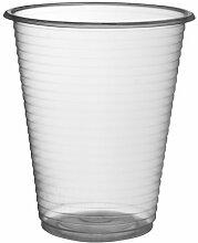 3000 Plastik Einweg Becher Klare Trinkbecher