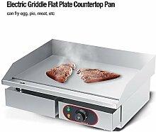 3000W Grill Kochen Fleisch Warmhalteplatte
