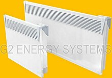 3000 Watt Elektroheizkörper Elektroheizung Wandkonvektor LED Display - Heizgerä