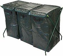 300L Garten Kompost Mülleimer Eco Friendly Organische Abfälle Konverter Kompost Aufbewahrung