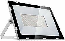 300W LED Strahler Außen, Papasbox Superhell
