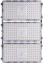 300W LED Strahler Fluter Außenleuchte IP65 LED Modul Flutlicht Garten Kommerziellen Beleuchtung Greencolourful (Warmweiß)
