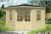 302 cm x 302 cm Gartenhaus Stephanie Garten Living