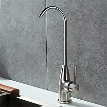 304 edelstählen küchenarmatur direkt trinkwasser luftreiniger, wasserfilter, saubere wasserhahn, bleifreie,ein