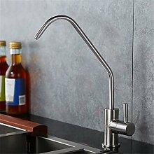 304 edelstählen küchenarmatur direkt trinkwasser luftreiniger, wasserfilter, saubere wasserhahn, bleifreie,b