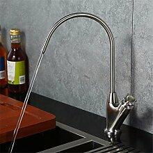 304 edelstählen küchenarmatur direkt trinkwasser luftreiniger, wasserfilter, saubere wasserhahn, bleifreie,c