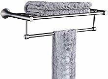 304 Edelstahl Handtuchhalter Platziert Bad