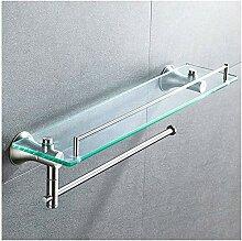 304 Edelstahl Küchenregal Badezimmerregal aus