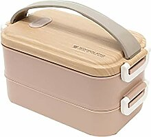 304 Edelstahl tragen Lunchbox Light Food Fitness