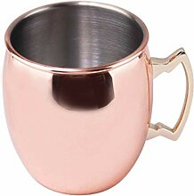 304 Edelstahl Weinglas