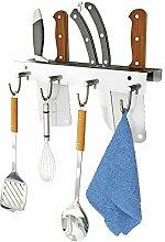 304 Edelstahl Werkzeughalter Küchengerät Wand