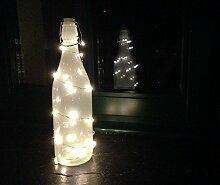 30er LED Lichterkette, wassertauglich,