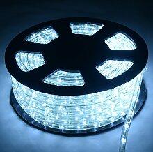 30M LED Lichterschlauch Lichtschlauch Lichterkette