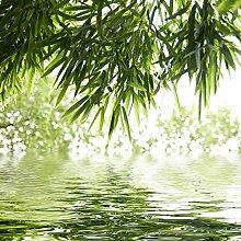 30x30 Glas Bild Grada Motiv:Tropic by Wohnorama