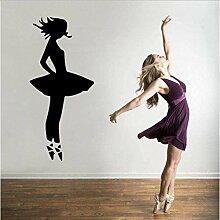 30X67 Cm Schöne Tanzende Selbstklebende Vinyl