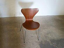 3107 Serie 7 Stuhl aus Teak von Arne Jacobsen für